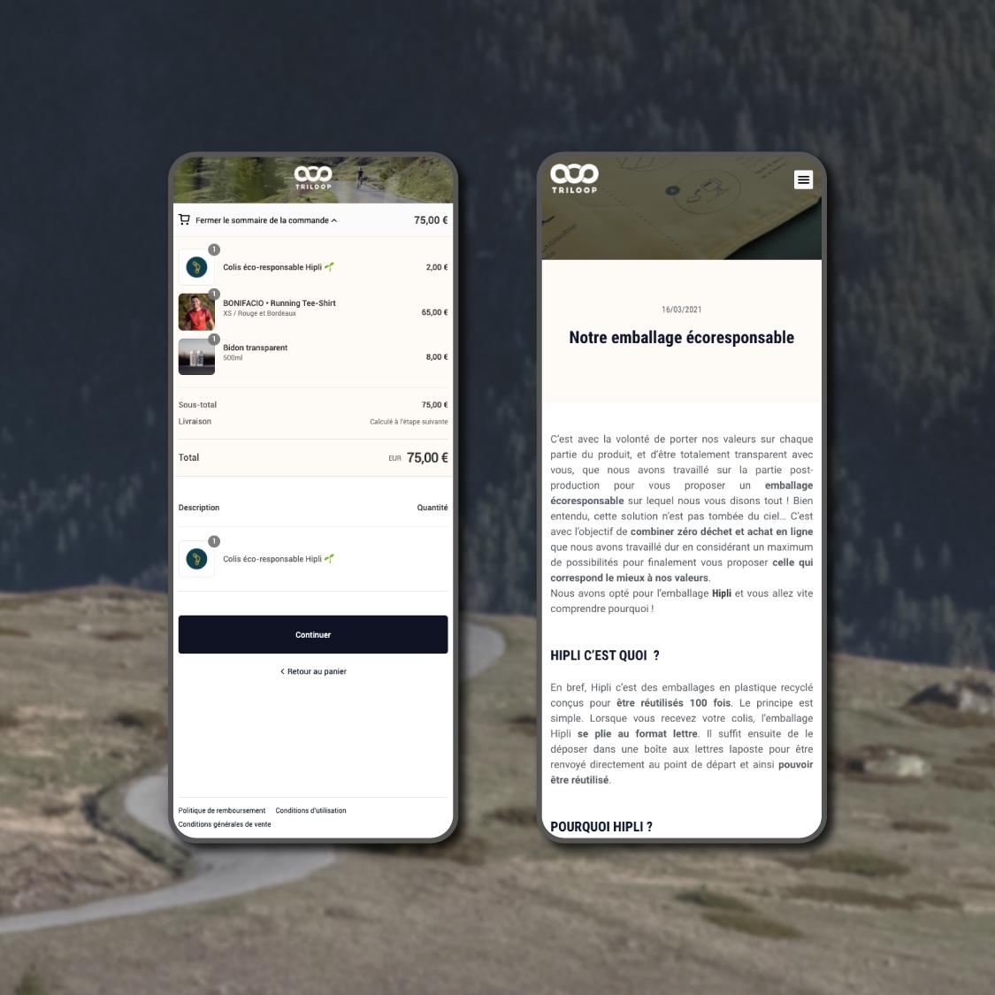 Triloop - Teaps   Agence digitale & web basée à Toulon